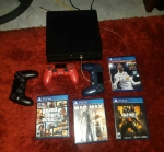 Ps4 /3 controller's and games