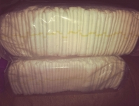 Parents Choice Diapers 40pck Size One